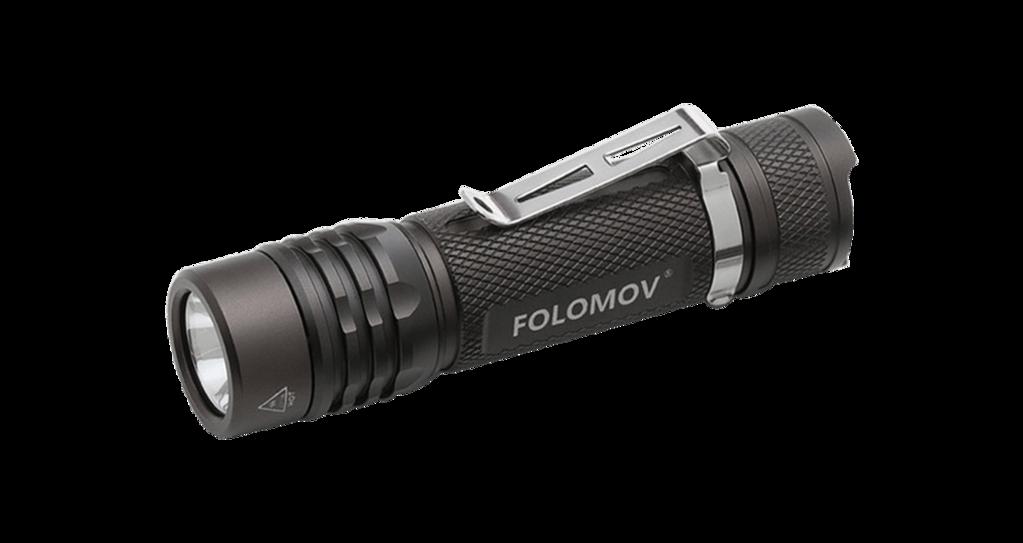 Folomov 18650S mit 900 Lumen